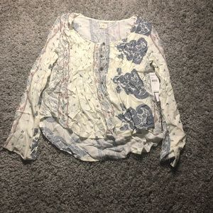 O'Neill blouse